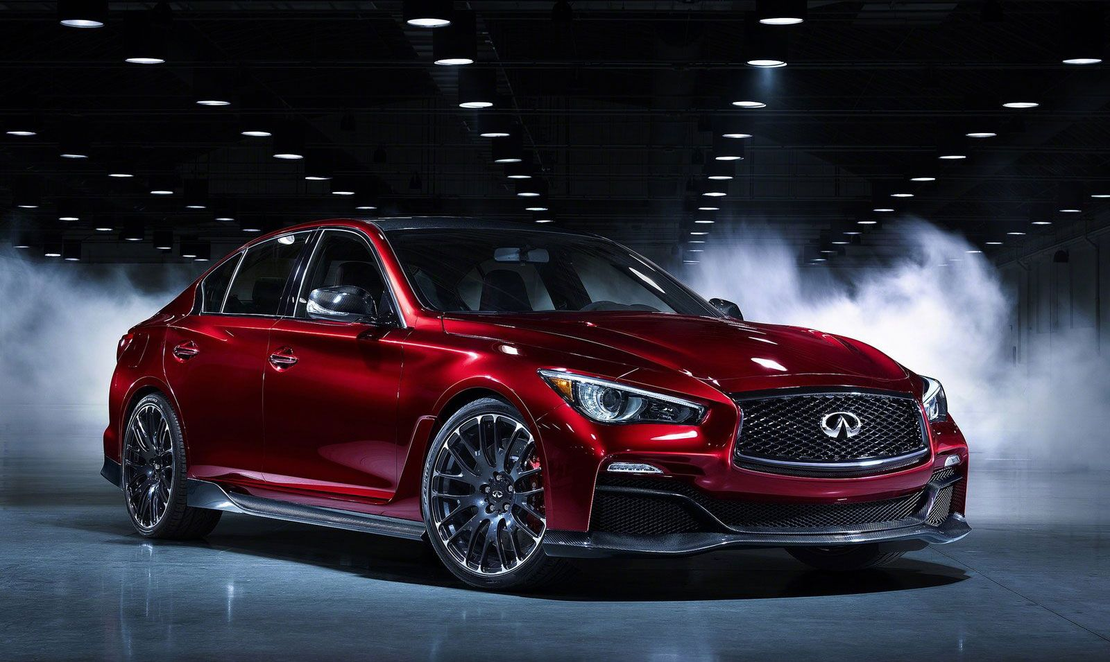 Infinity sport cars 2015 infiniti q50 eau rouge concept previews 500 hp beast