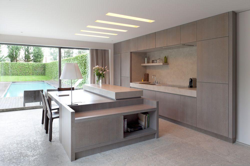 Vittorio simoni huis moderne keukens keuken inspiratie en