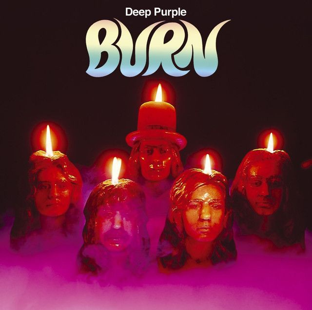Deep Purple-Burn (1974)