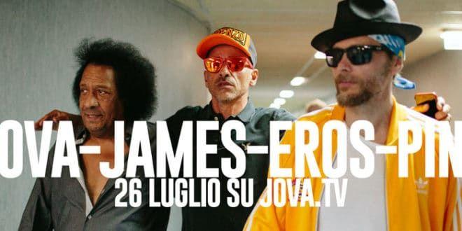 Jovanotti-Eros-Senese domani sulla Jova Tv lo speciale per Pino Daniele