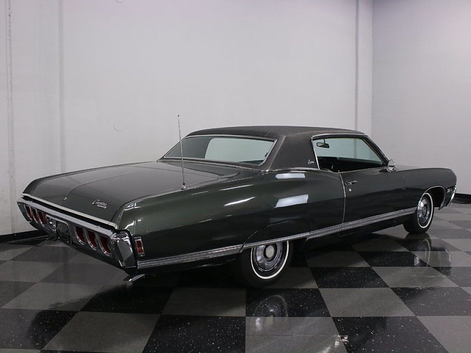 1968 Chevrolet Caprice for sale near Fort Worth, Texas 76137 ...