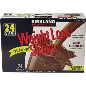 Kirkland Signature Weight Loss Shake eingestellt