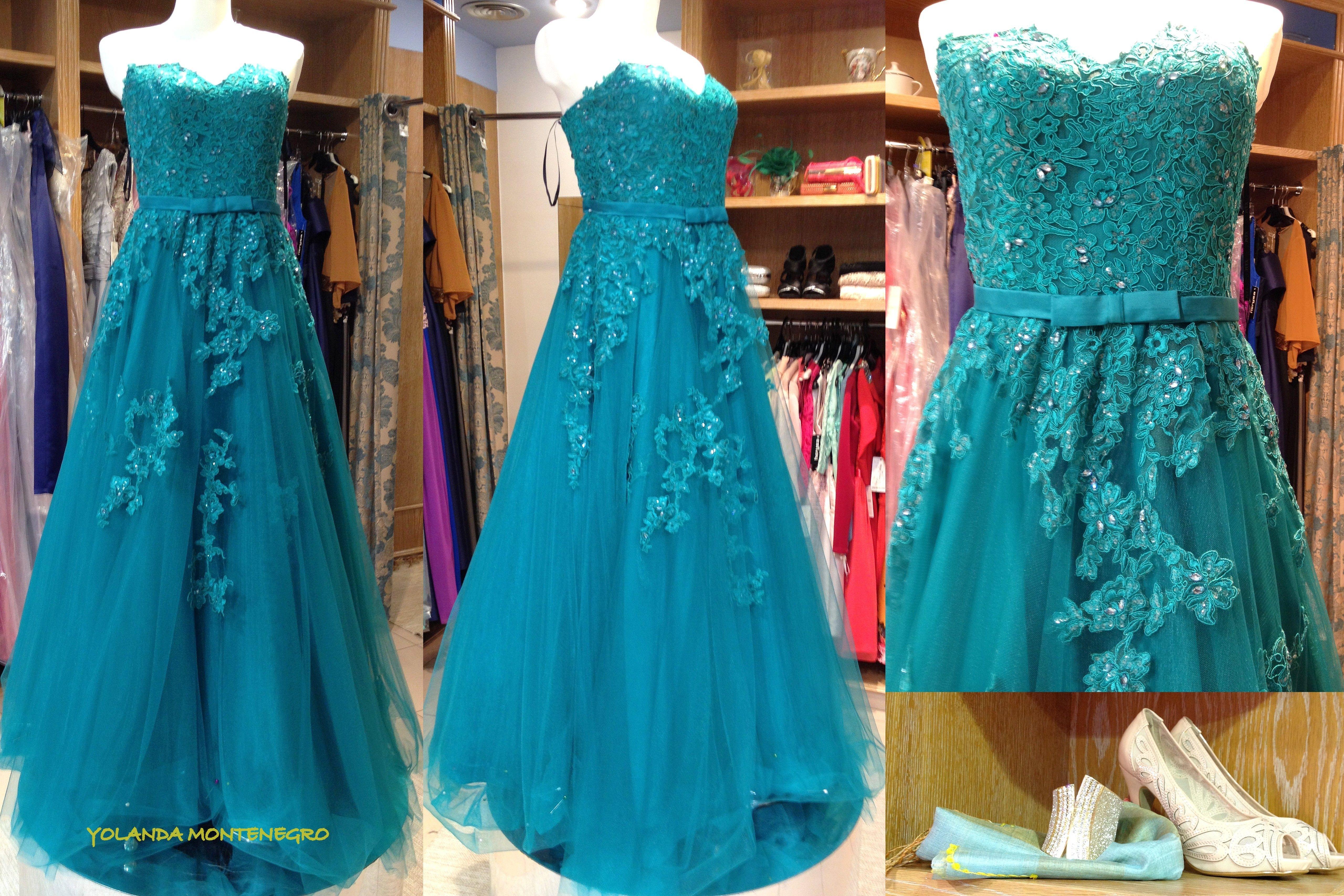 Tiendas de vestidos largos en ourense