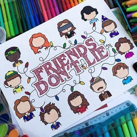 Dibujo De Stranger Things Dibujos Simples Tumblr Dibujos Bonitos Para Dibujar Dibujos Bonitos