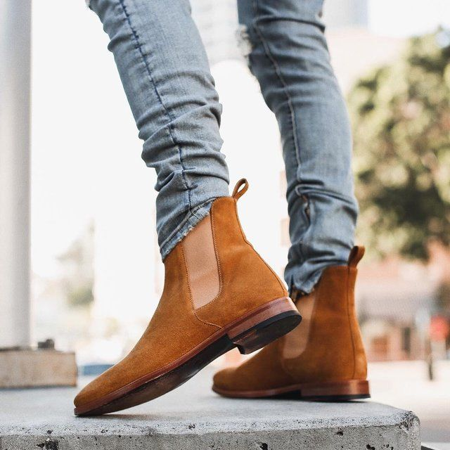 3b3b14275 The Classic Whiskey Chelsea Boots   Whiskey!   Chelsea boots, Boots ...
