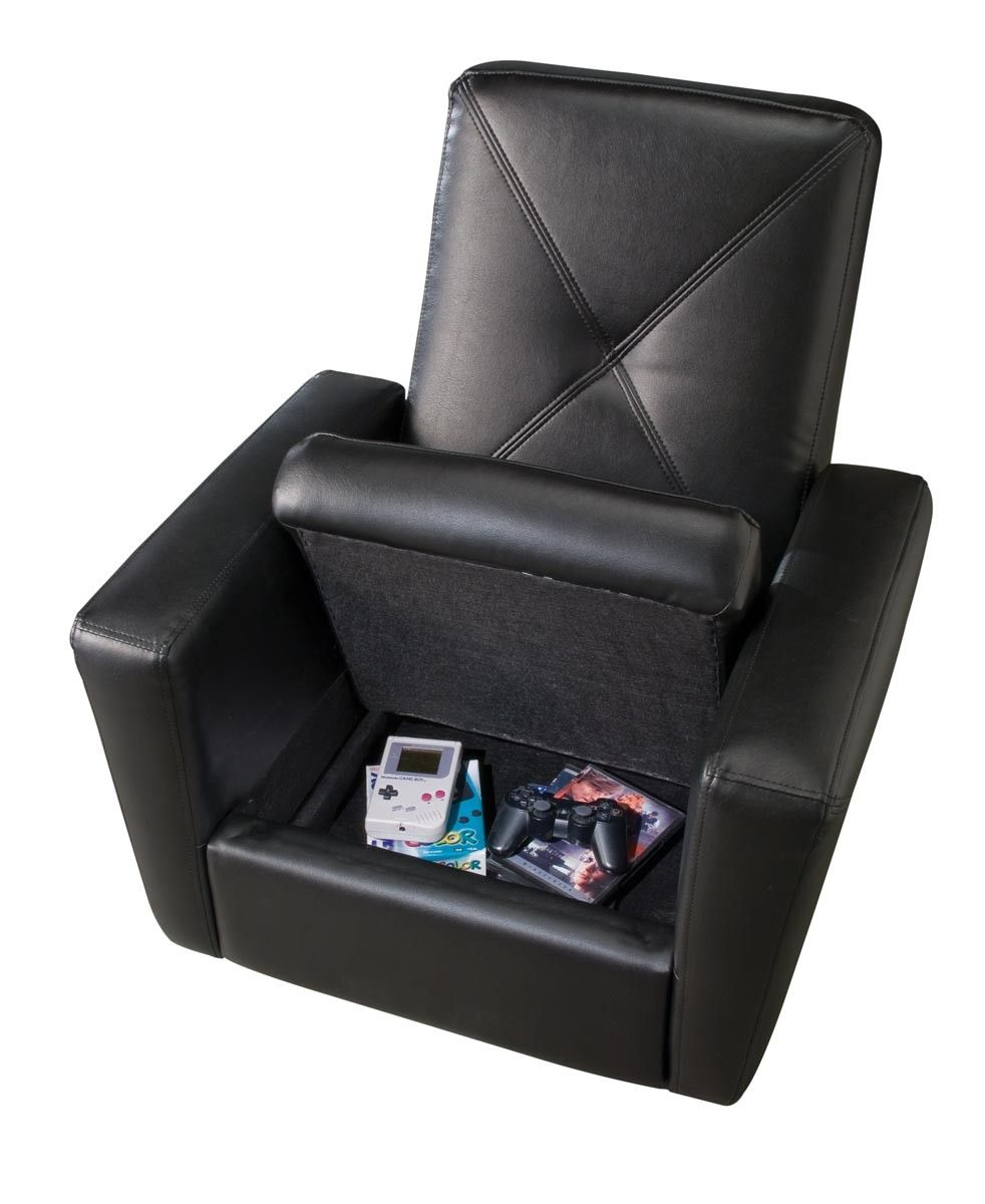 Video Game Chair Ottoman Game Room Furniture Game Room Chairs