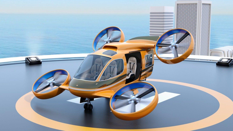 Hyundai recruits boss of flying cars in 2020 Flying car