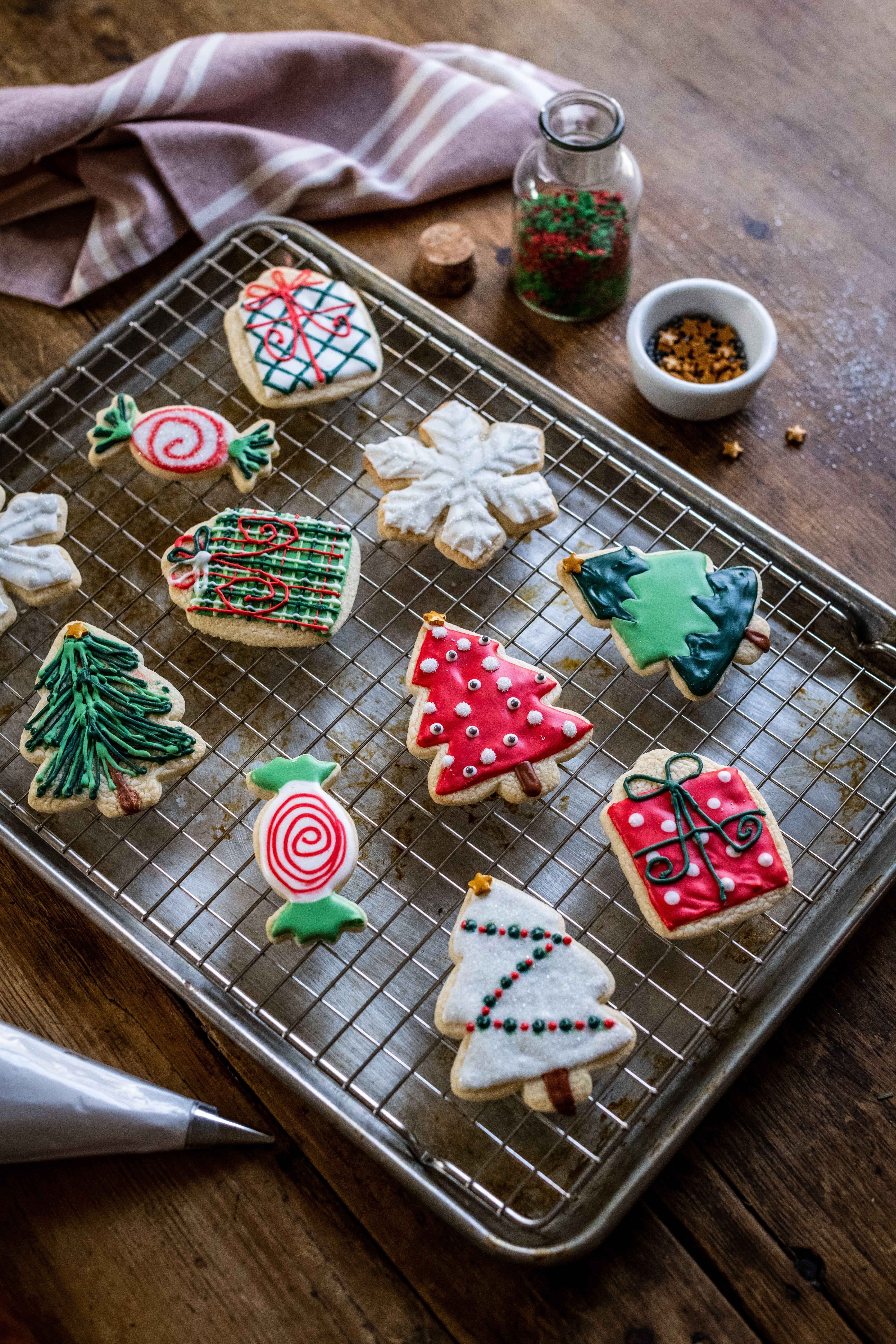 Homemade Christmas Sugar Cookies By Eleanor S Custom Cookies