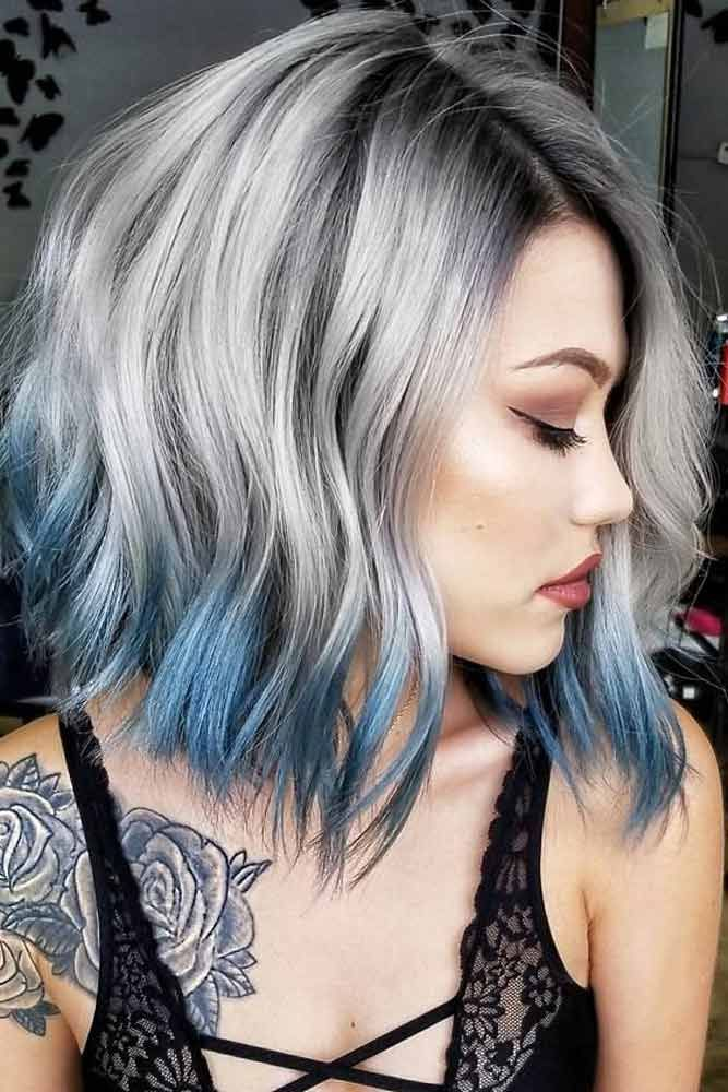 Medium Length Hairstyles For Thin Hair Get