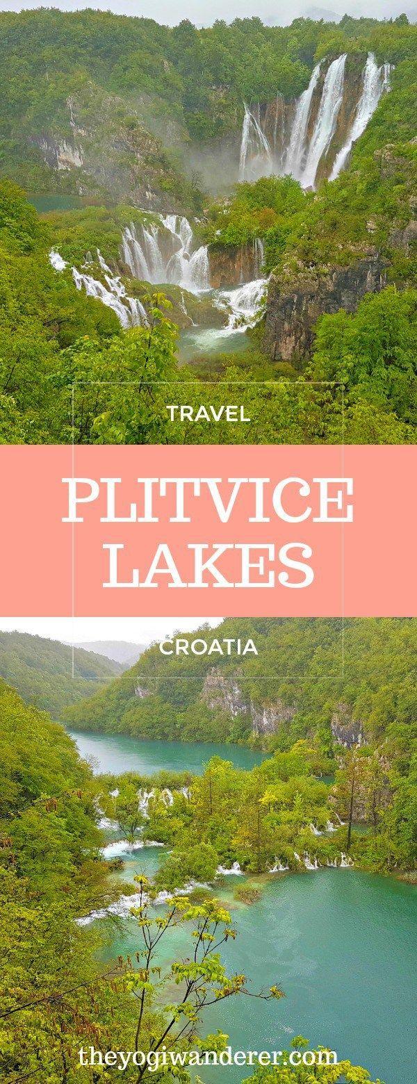 Zagreb To Plitvice Lakes Day Trip The Yogi Wanderer Balkans Travel Europe Travel Destinations Europe Travel