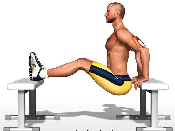 Image result for tricep exercises