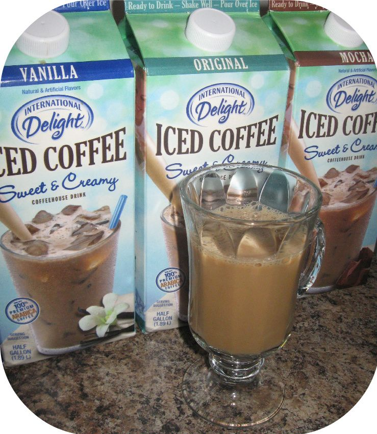 International delight iced coffee review amotherworld