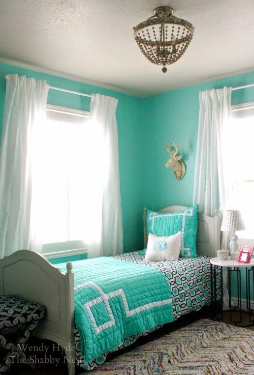 Girls Bedroom Ideas Blue 2 Simple Design Ideas