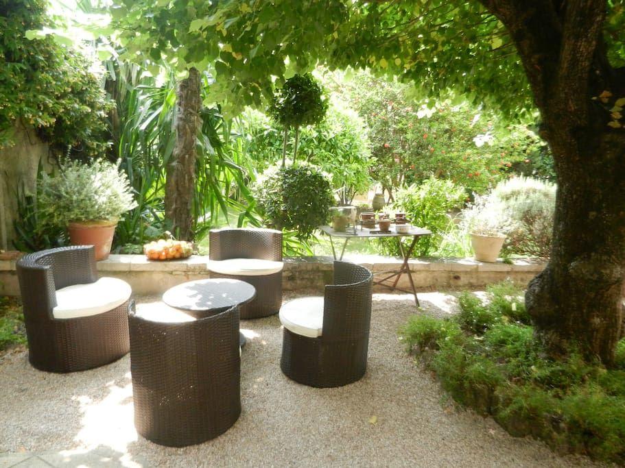 Les passiflores centre ville grasse chambres d 39 h tes - Chambre d hote a rome centre ville ...
