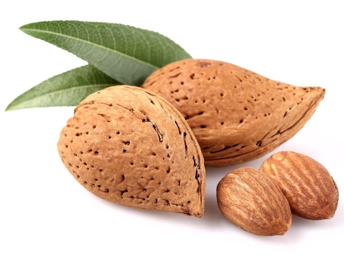 15 Incredible Benefits of Zinc Almond benefits, Health