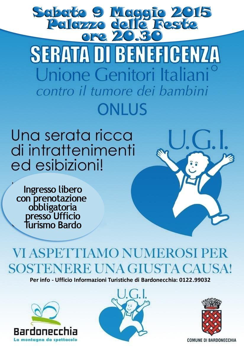 Serata di beneficenza UGI - Bardonecchia