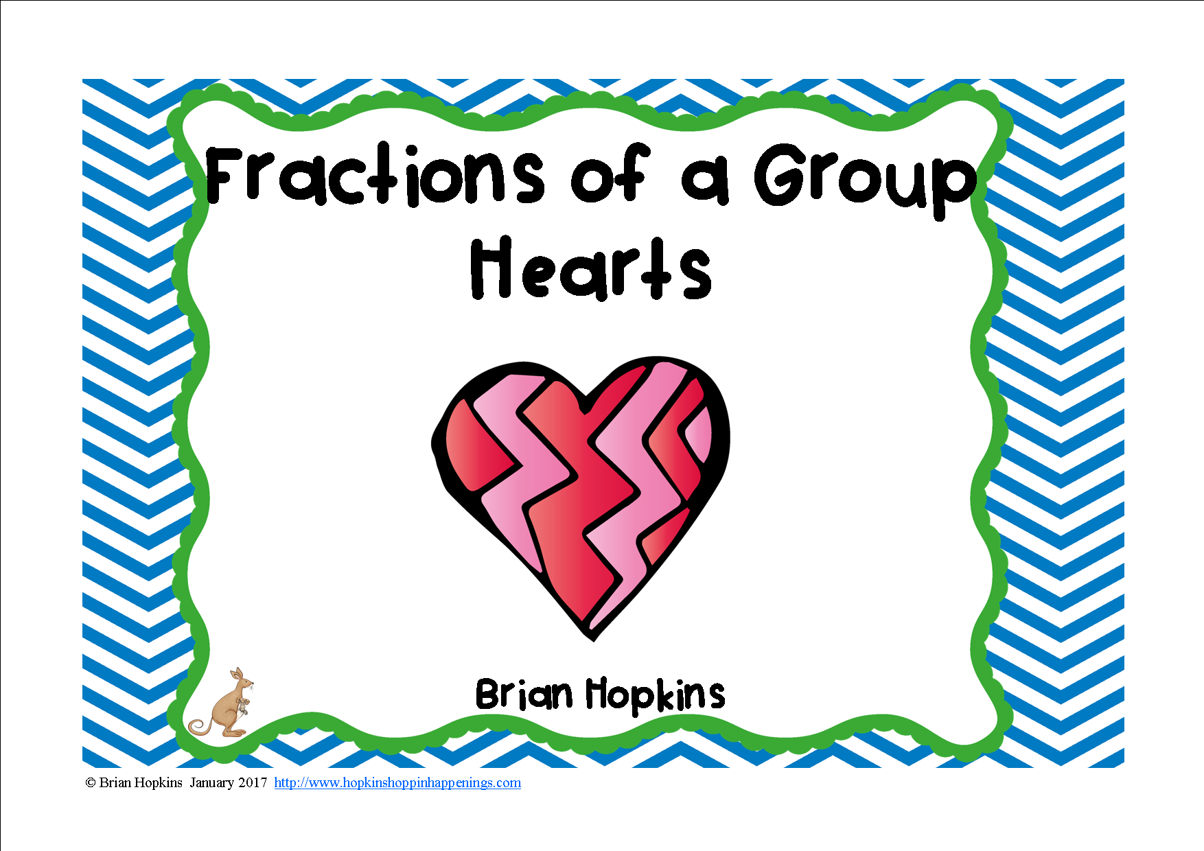Valentine S Day Fractions Of A Group