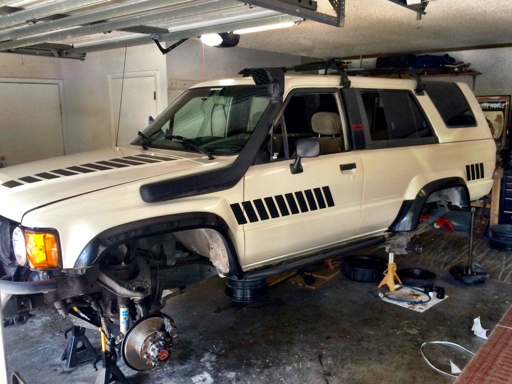 Ca18 Sean 39 S 1st Gen 4runner Expedition Build Expedition Portal 1st Gen 4runner 4runner Expedition