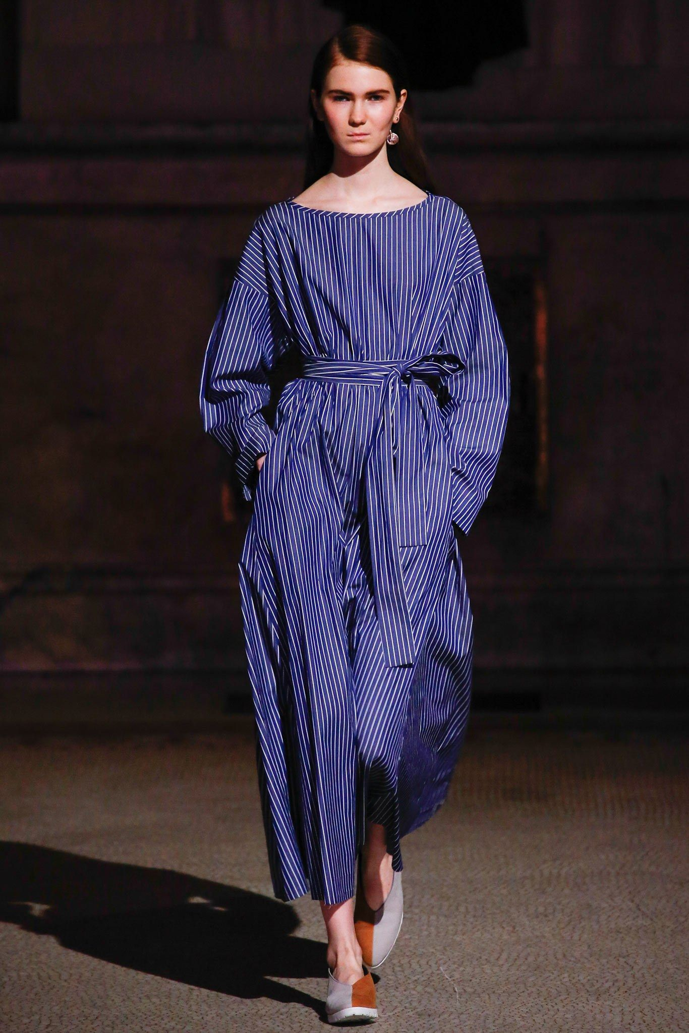Creatures of Comfort Fall 2015 Ready-to-Wear Fashion Show - Zella Christenson