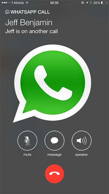 Descubre cómo activar las llamadas de voz de #WhatsApp en tu #iPhone: