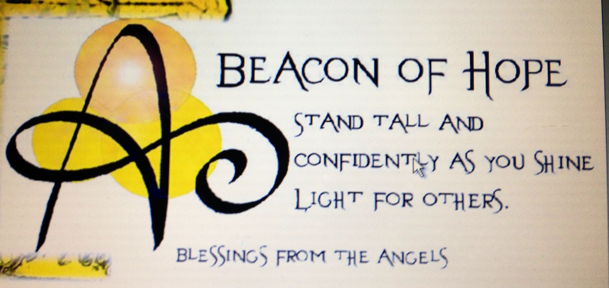 Angel symbol beacon of hope tattoos pinterest angel symbol beacon of hope biocorpaavc Image collections