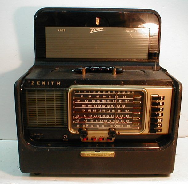 Radios antiguas objetos antiguos pinterest radio antigua radios y dias de radio - Fotos radios antiguas ...