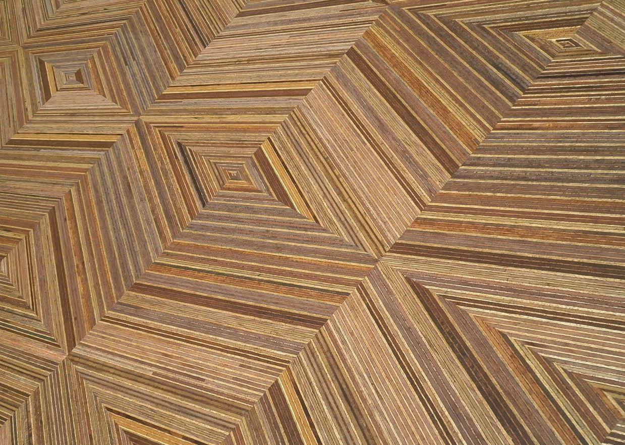 wood geometric designs Wooden flooring , design by Frank