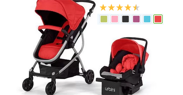 Baby Stroller Car Seat Combo 169 High Reviews Coupons 4 Utah