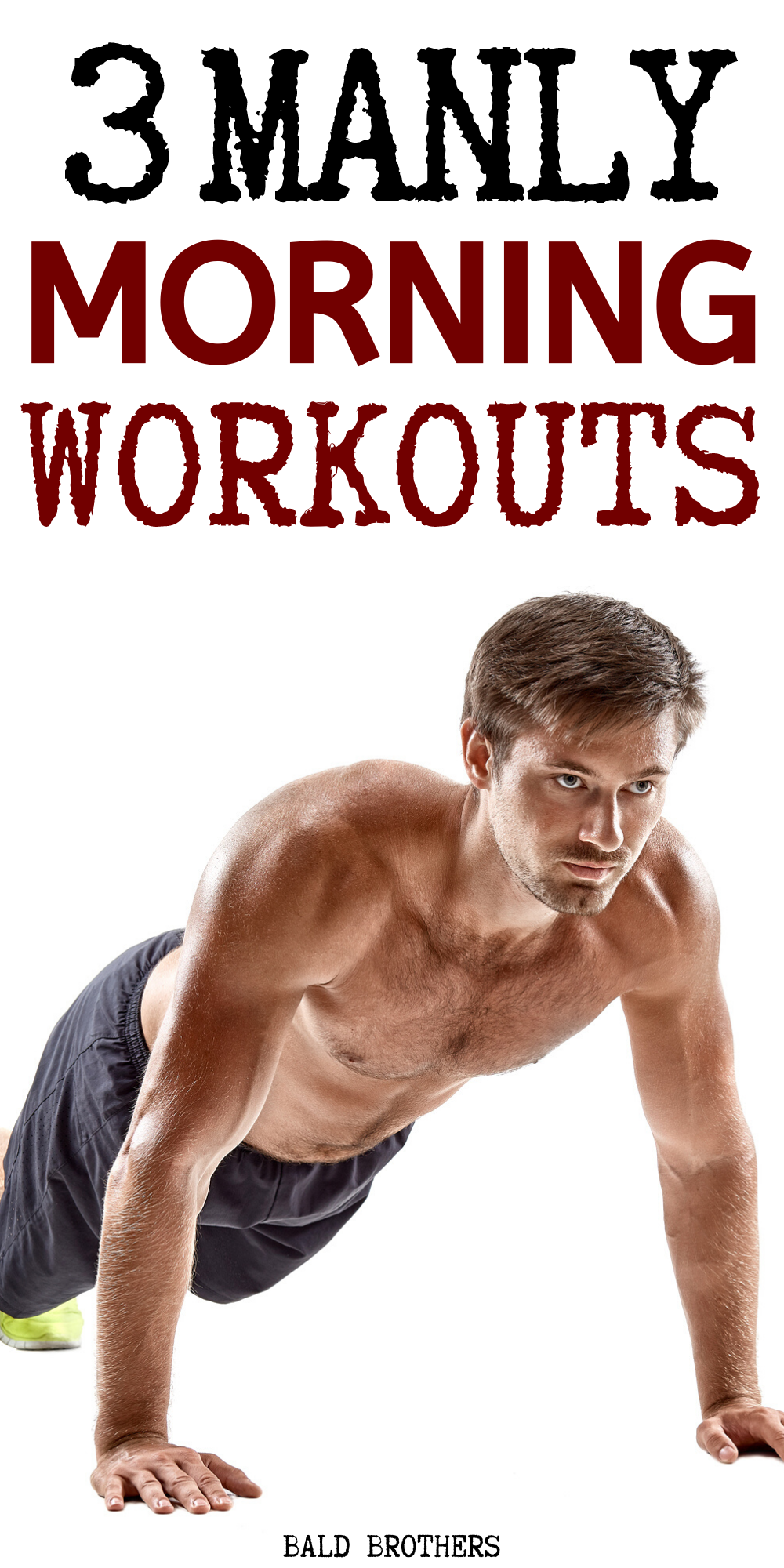 Best Morning Workouts For Men