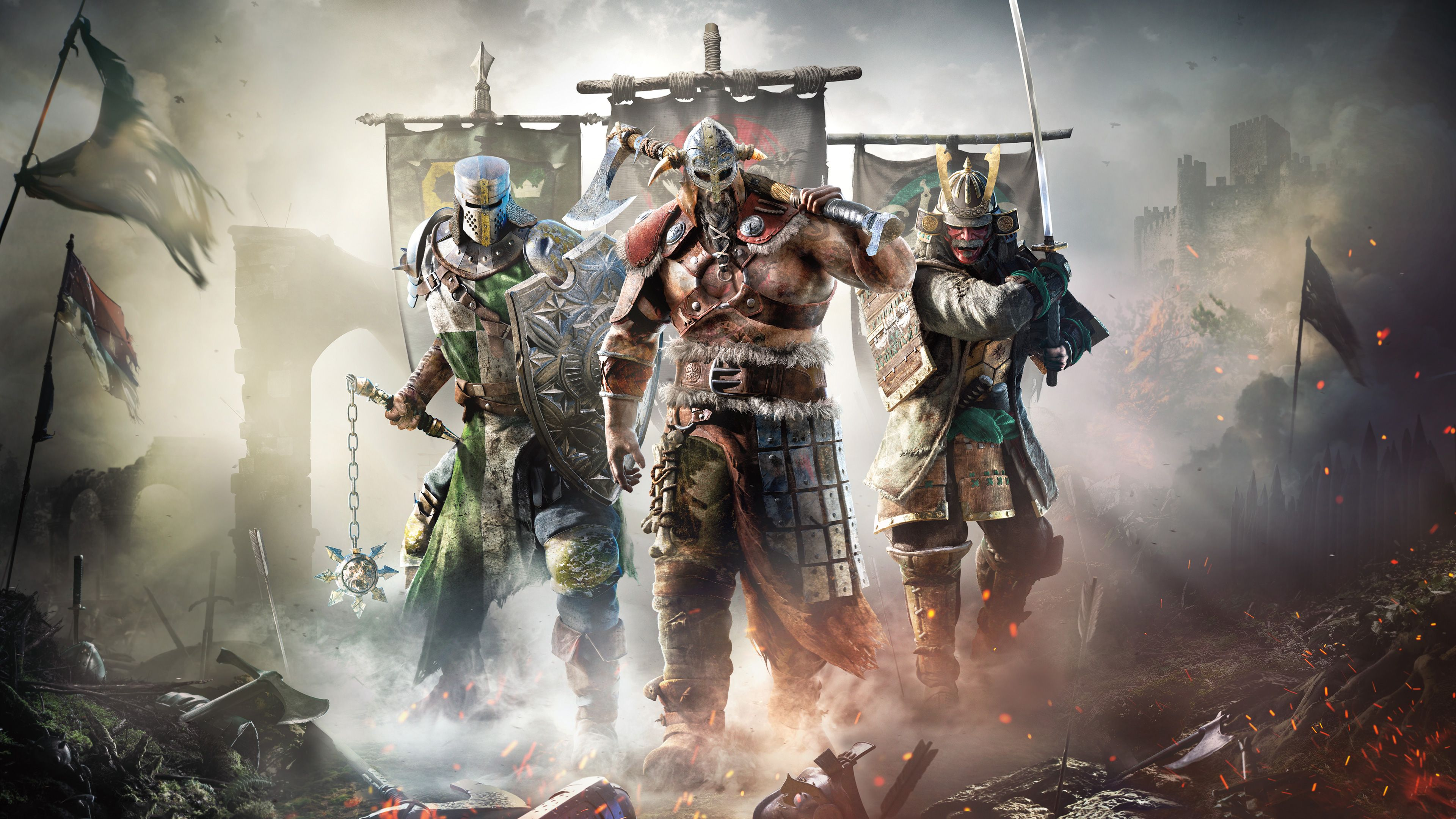 For Honor Video Game New 4k Xbox Games Wallpapers Ps Games Wallpapers Pc Games Wallpapers Hd Wallpapers Game For Honor Gameplay Pc Games Wallpapers Ubisoft