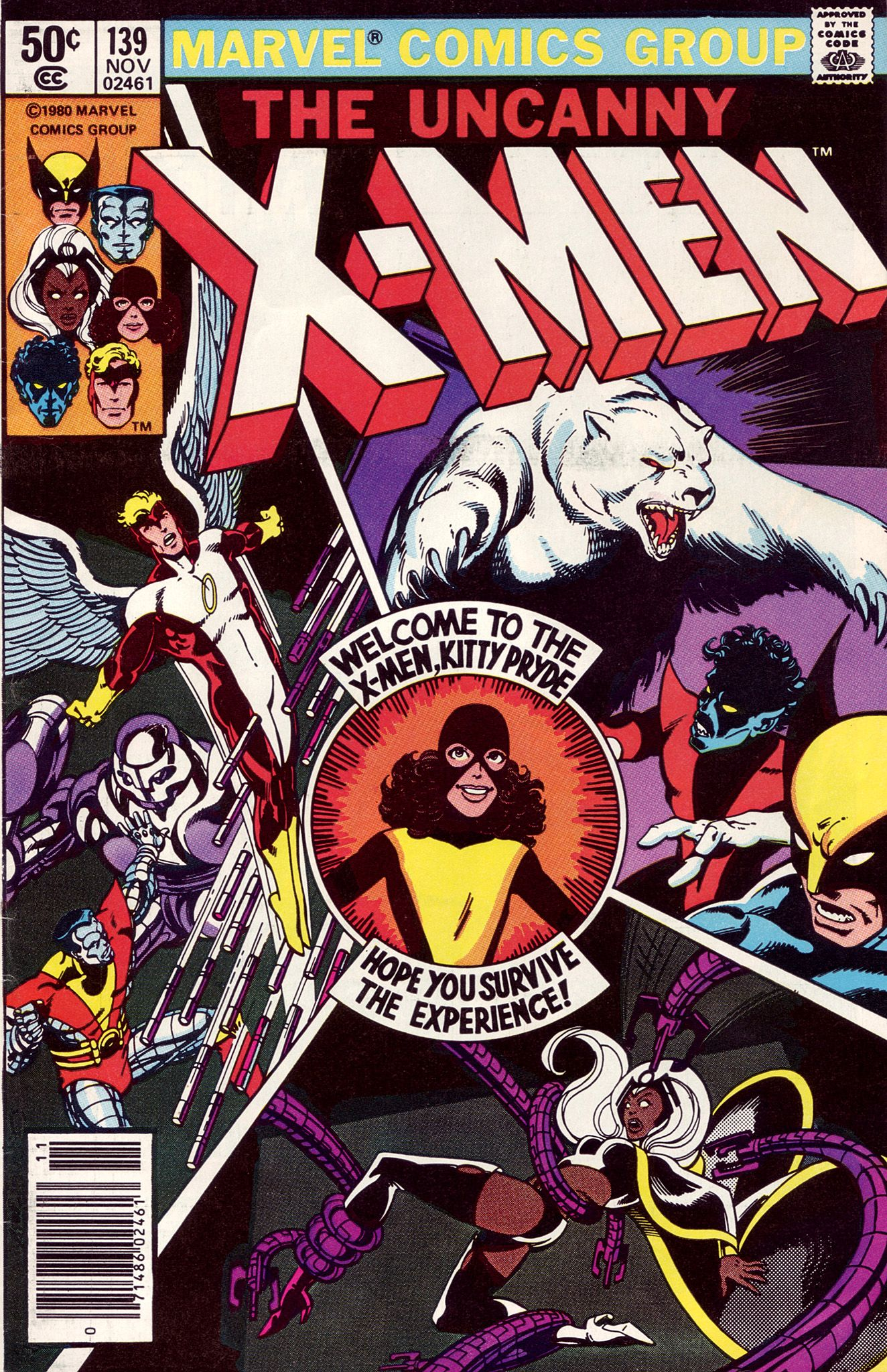 Uncanny X Men 137 Google Search Uncanny X Men Marvel Comics Personnages Marvel