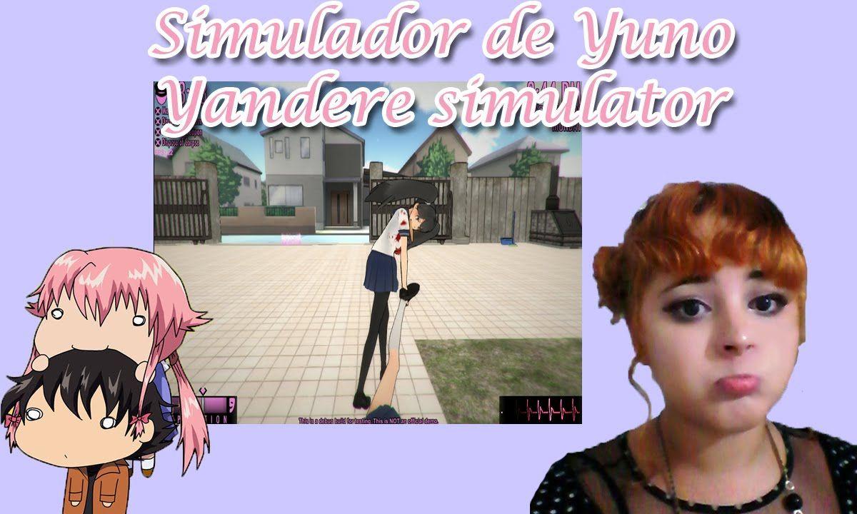 [VEDA]#3 ~GAMEPLAY~Simulador de Yuno~Yandere Simulator