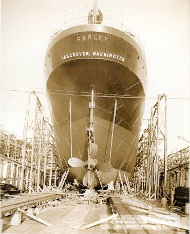 S.S. Pawlet :: Clark County Historical Museum Photograph Collection