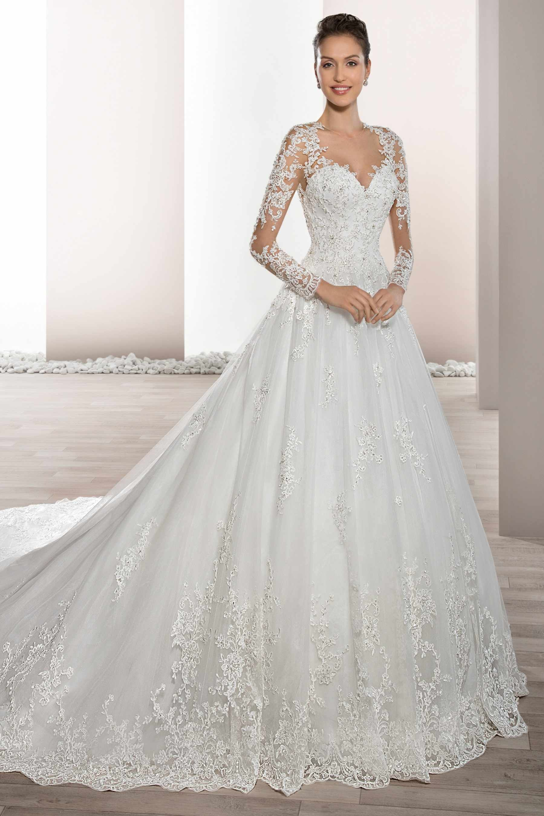 Demetrios Wedding Dress Style 732 Demetrios Wedding Dress Ball Gowns Wedding Embroidered Wedding Dress