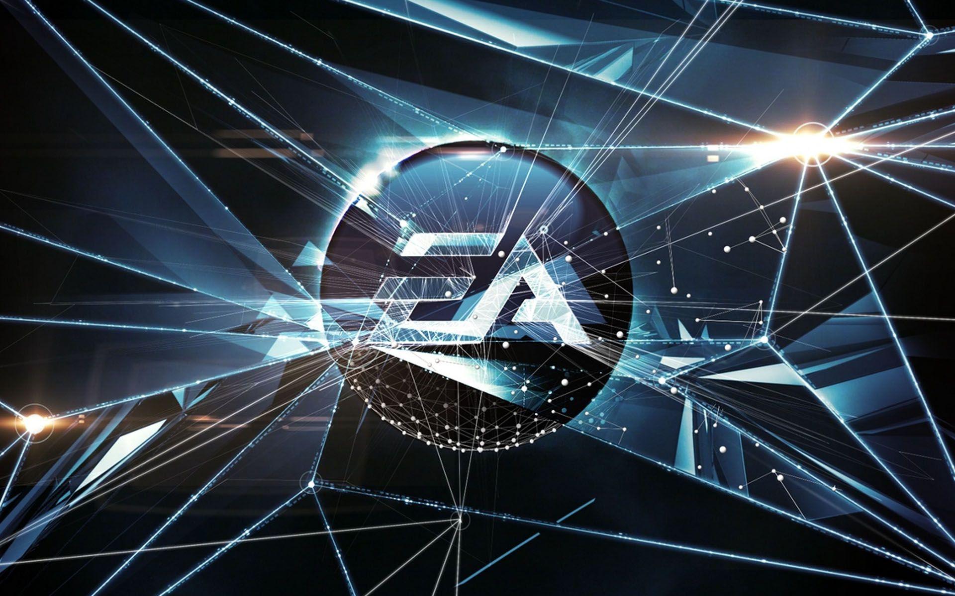 EA sports slogan wallpaper Electronic art, Electronic