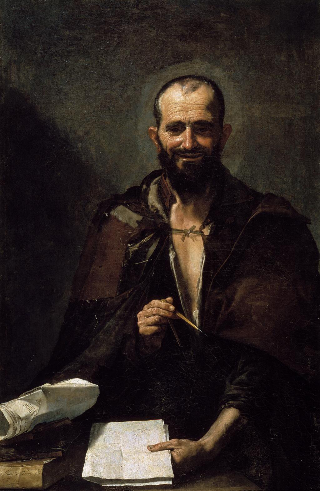 Ribera adquirió gran popularidad con su taller en Nápoles, donde fue visitado por un joven Velázquez hacia 1630-31