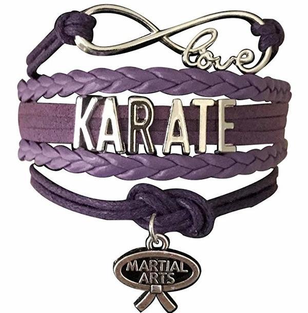 Martial Arts Belt Charm Bracelet Idea Sportybella Karate Charm Bracelet