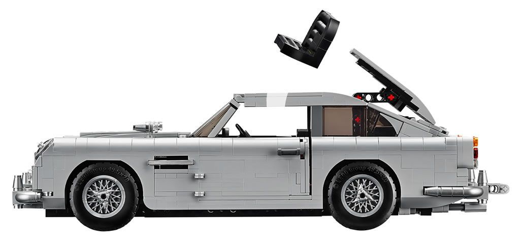 Lego Creator James Bond Aston Martin Db5 10262 Aston