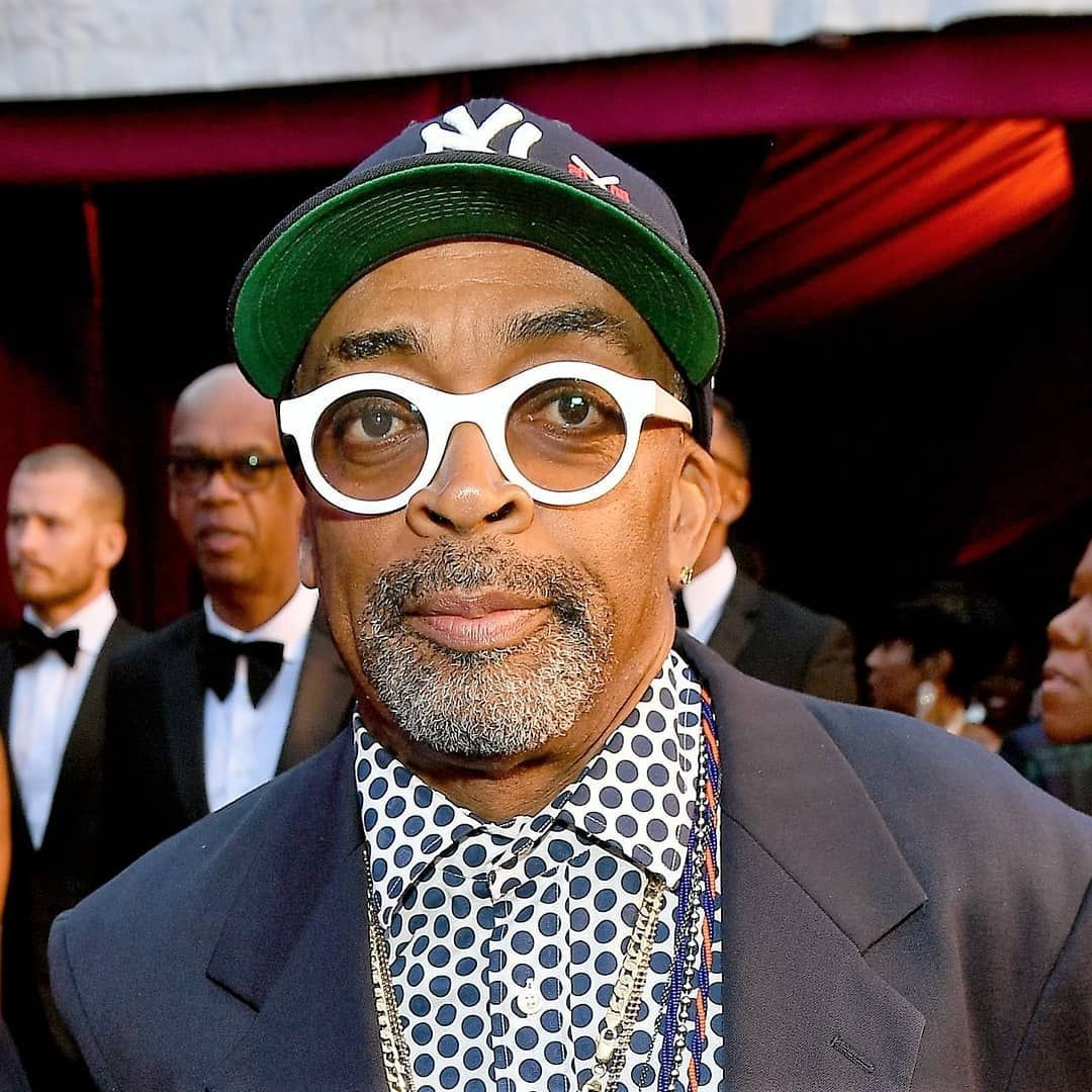 Image may contain one or more people spike lee 2020