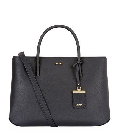 DKNY Medium Bryant Park Shopper Bag. #dkny #bags #shoulder bags #hand bags #leather #