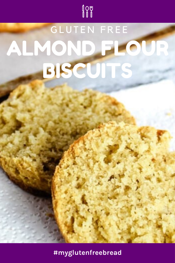 Almond Flour Biscuits: Grain Free Low Carb