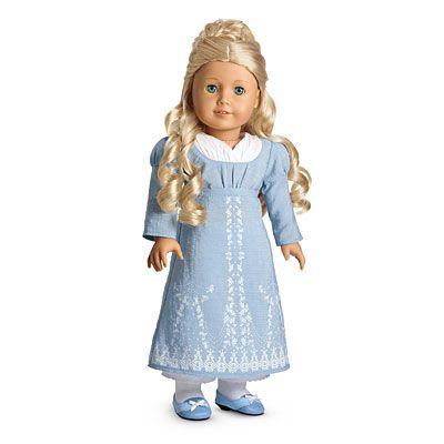American Girl® Clothing: Caroline\'s Birthday Dress | American Girl ...