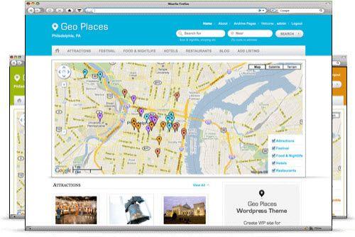 Producto: Geo Places WordPress Theme – v4.2.2 Precio:99$ Precio ...
