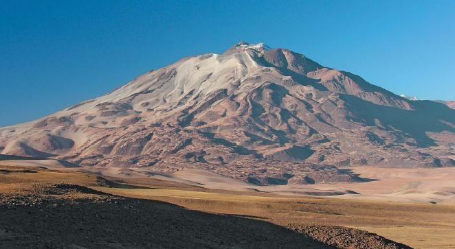 V° Socompa  6051 mts.  CHILE