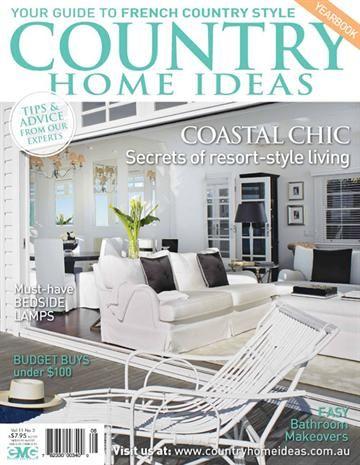 Country Home Ideas Magazine