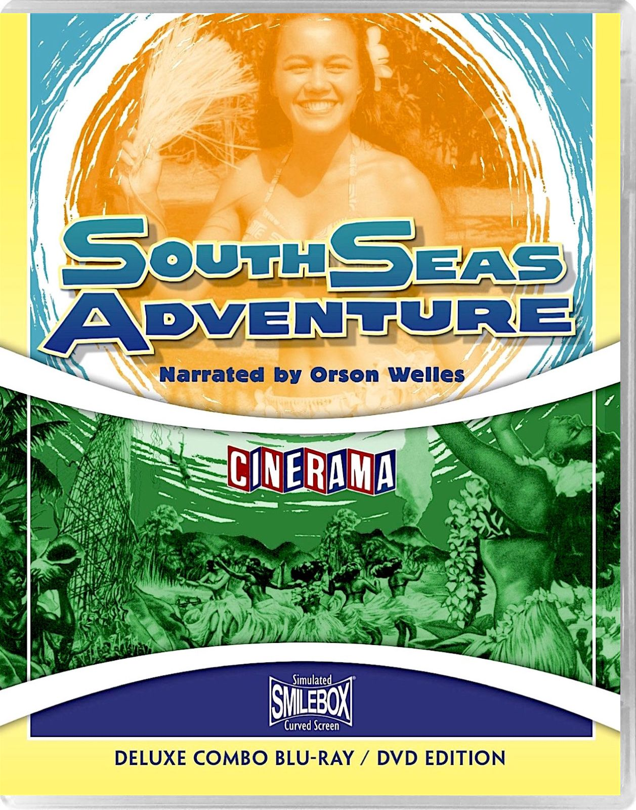 Cinerama South Seas Adventure Blu Ray Flicker Alley Adventure Of The Seas South Seas Adventure Movie