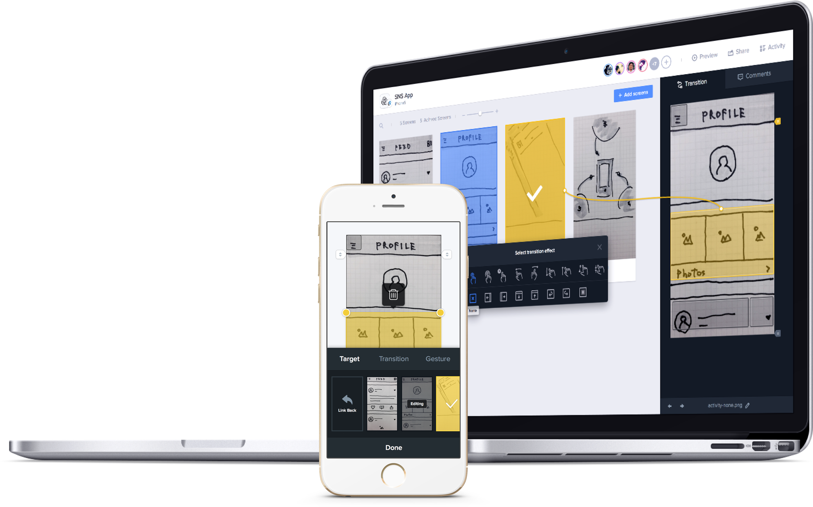 Prott Rapid Prototyping Tool Now Gets An App Prototyping Tools Rapid Prototyping App