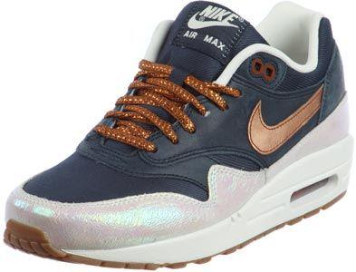 new concept 7a09c 74207 Nike Air Max 1 Premium W schoenen blauw, weare-shop.nl