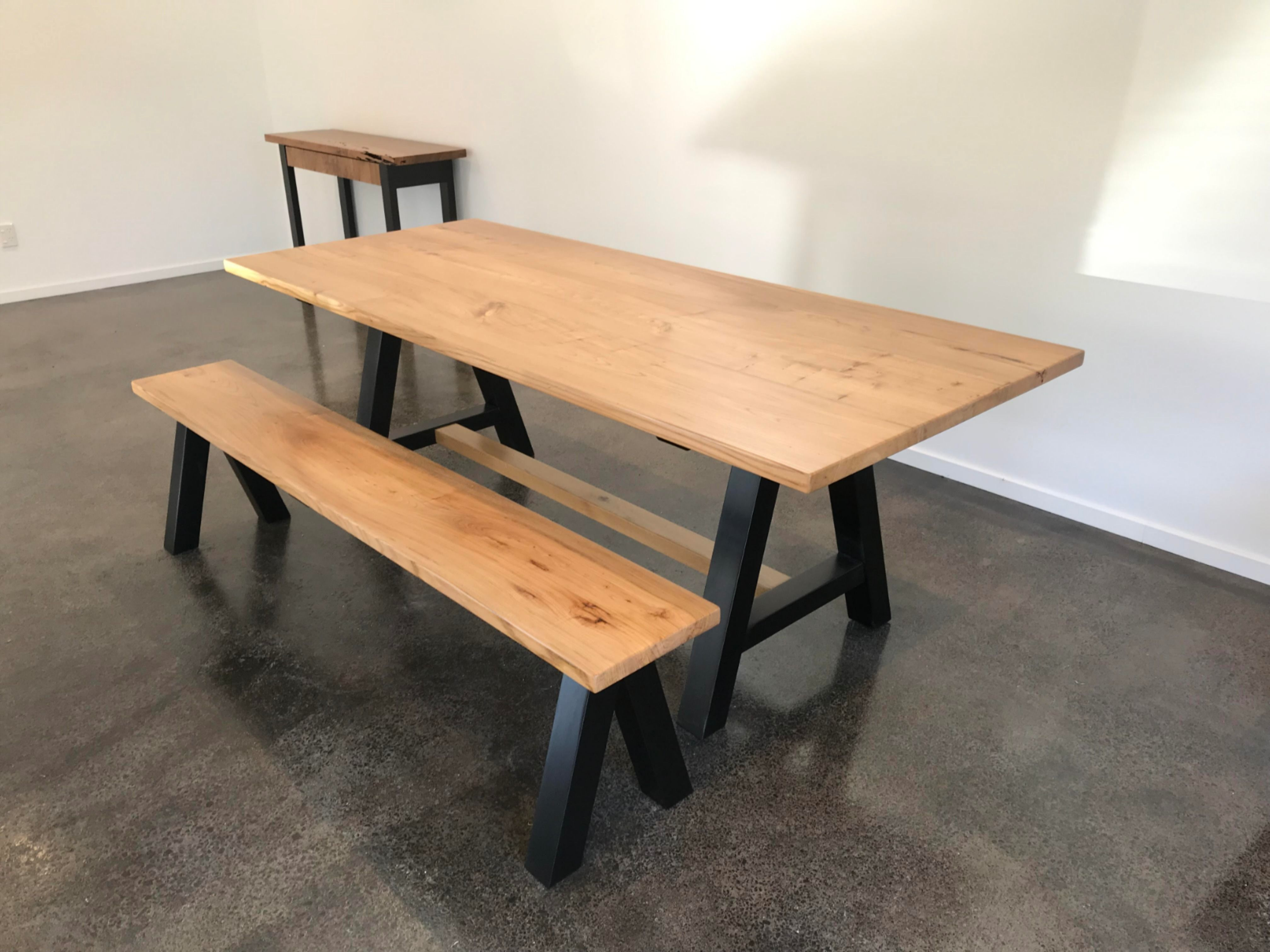 Pin On Bespoke Wood Dining Tables By Brendon Catley