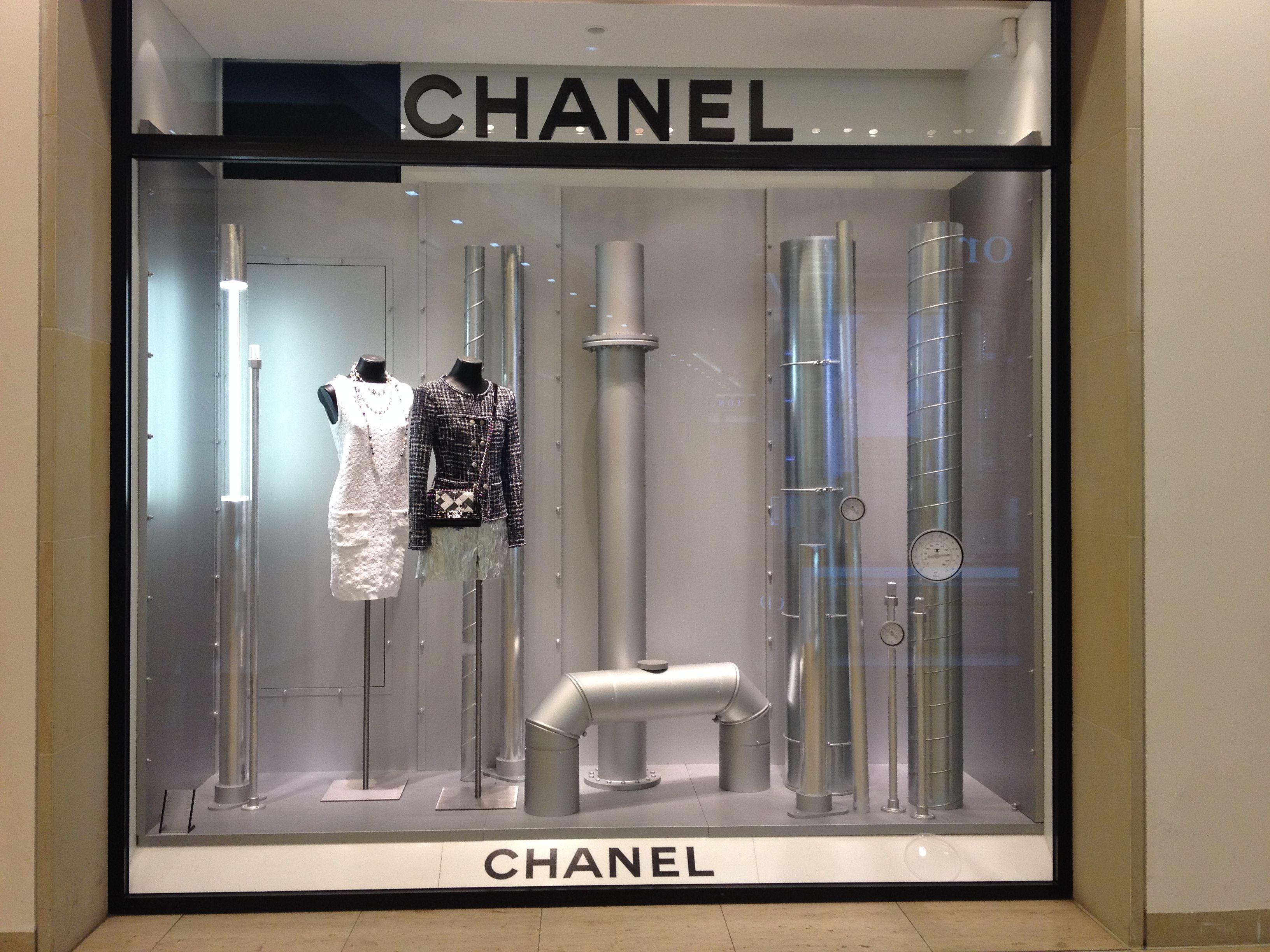 KaDeWe Department Store Chanel window display - 2014 | WINDOWS ...